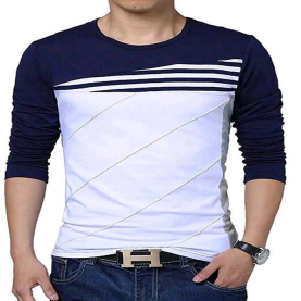 Stylish full sleeve T shirt